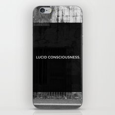 LUCID CONSCIOUSNESS iPhone & iPod Skin