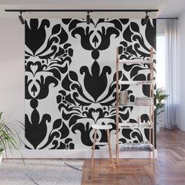 Black & White Wall Mural