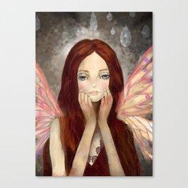 Magyk & Dreaming Fairy Canvas Print