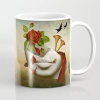 broken Mugs featuring Broken by Diogo Verissimo