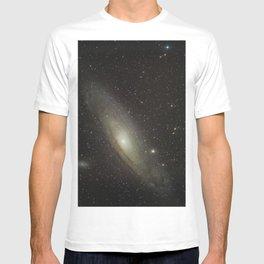 Andromeda Galaxy 12-21-17 T-shirt