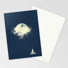THE BOY WHO STOLE THE MOON Stationery Cards