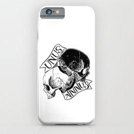 unus annus iPhone Case
