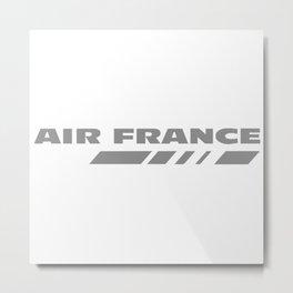 Air France Metal Print