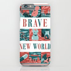 Brave New World Slim Case iPhone 6s