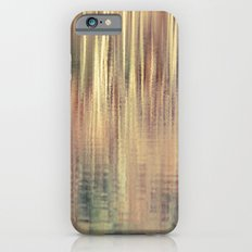 Abstract Trees Vintage Style iPhone 6s Slim Case