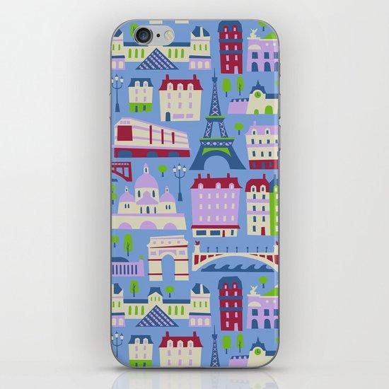 J'adore Paris iPhone & iPod Skin