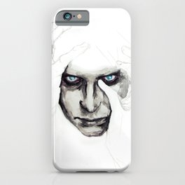 detail insomnia iPhone Case