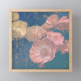 Capricious Tulips IV Framed Mini Art Print