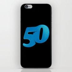 50 iPhone Skin
