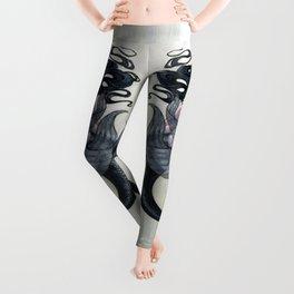 Black Mermaid Leggings