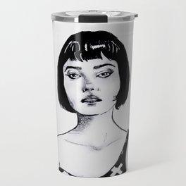 Sassy Girl. Travel Mug