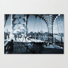 Humber River Bridge Canvas Print