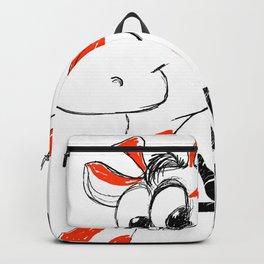 Lovely Girafe Backpack