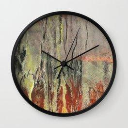 NG Abstract Wall Clock