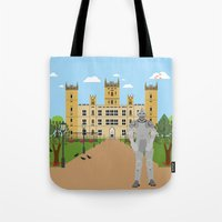 knight Tote Bags featuring Knight by Design4u Studio