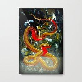 Aboriginal Art #3 Metal Print