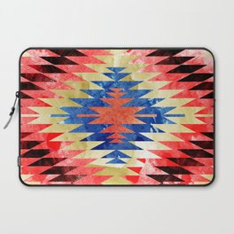 Painted Navajo Suns Laptop Sleeve