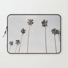 Row of palm trees Laptop Sleeve