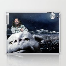 The Dude Rides Falcor Laptop & iPad Skin