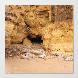 Marsden Cave Canvas Print
