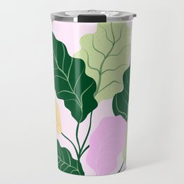 fiddle leaf fig Travel Mug