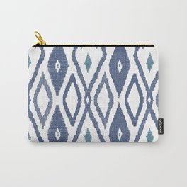 Ikat Carry-All Pouch