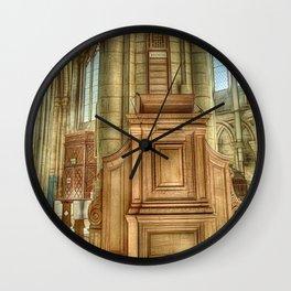 Pulpit Wall Clock