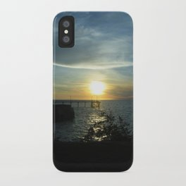 I got sunshine... on a cloudy day iPhone Case