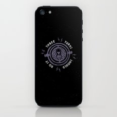 Three Turns iPhone & iPod Skin