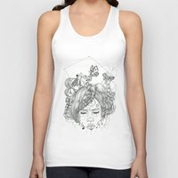 soul Tank Tops featuring soul.. by Krn Rmirz