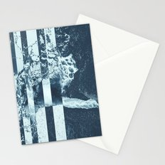 Swell Zone Splatter Ice Stationery Cards