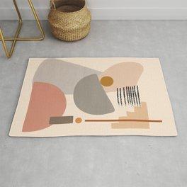 Modern Art II Rug