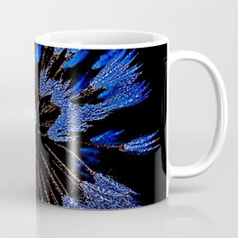Dew On Dandelion, Wild Mandala Coffee Mug