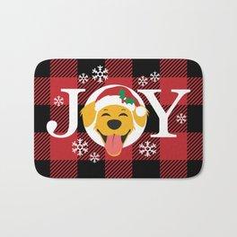 Holiday Joy - Buffalo Plaid Bath Mat