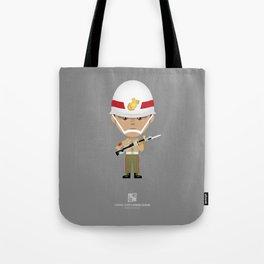 Honor Guard - BZQ Drill Tote Bag