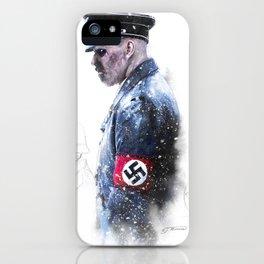 Nazi Zombie iPhone Case