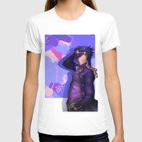 jjba T-shirts featuring JoJo's Bizarre Adventure by Kurisu