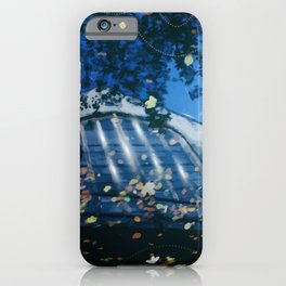 Behind the waterland iPhone Case