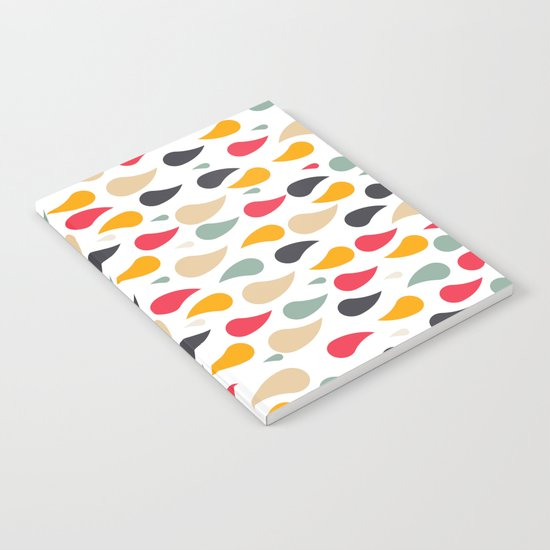 Ra'in Color Notebook