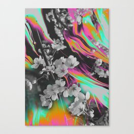 CORNERSTONE IV Canvas Print