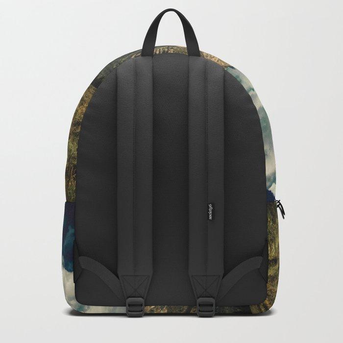 Mountain Summer Escape Backpack