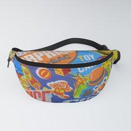 Vintage Surprise Bags Fanny Pack