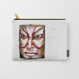 Kabuki No. One Carry-All Pouch