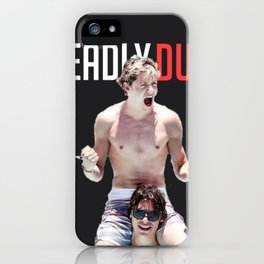 Niall Horan and Harry Styles iPhone Case