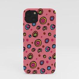 DOTTIE PINK iPhone Case
