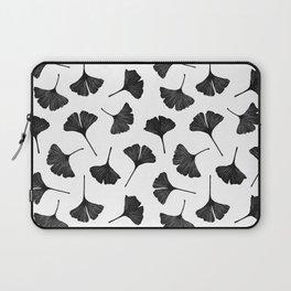 Ginkgo Biloba | Black Palette  Laptop Sleeve