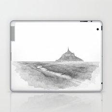 Le Mont-Saint-Michel Laptop & iPad Skin