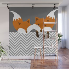 Be curious Wall Mural