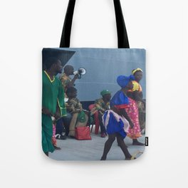 Vacationscape 1 Tote Bag